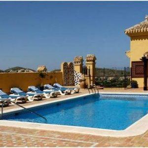 El Pinar Community Pool at La Manga Club