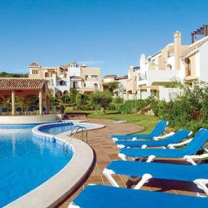 Poolside at Monte Claro, La Manga Club Resort